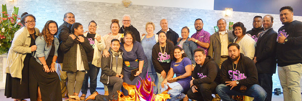 Ekalesia Living Word Christian Center ma failauga ole Semina - Photo: Sione Hopoate 4 the family production
