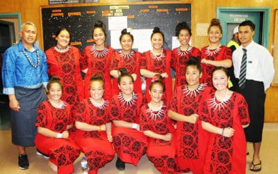 Fia vaaitino fanau aoga a Southern Cross Campus ile olaga o aiga i Samoa