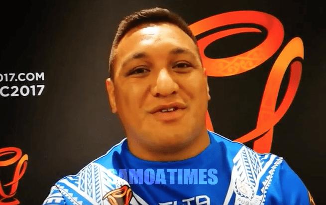 The Samoan Interview – JOSH PAPALI'I