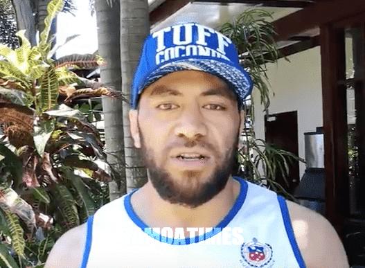 Toa Samoa SUAI'A MATAGI 1-Minute TOA