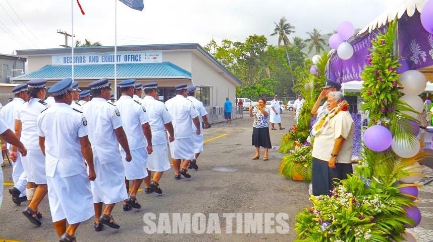 Manatua le tautua a Malu ole Malo Samoa
