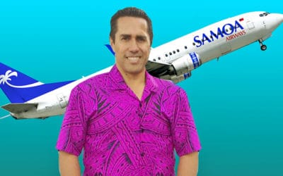 Se talanoaga ma le Pule ole Samoa Airways i Niu Sila