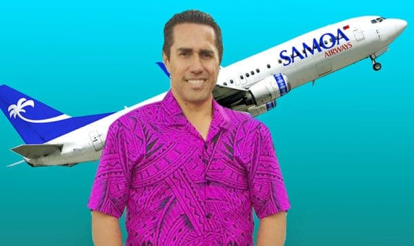 Le Regional Sales Manager NZ/Australia - Mailo Tiaga (Alfred) Senara