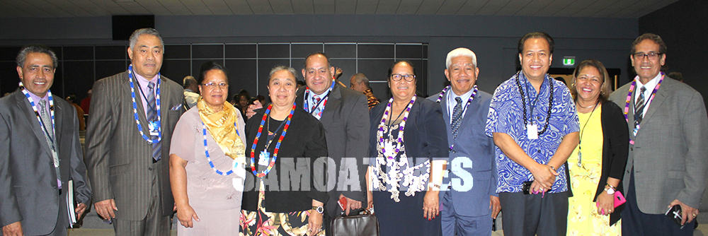 Tauaofia le fonotele ale Samoan AOG Ausetalia 2017