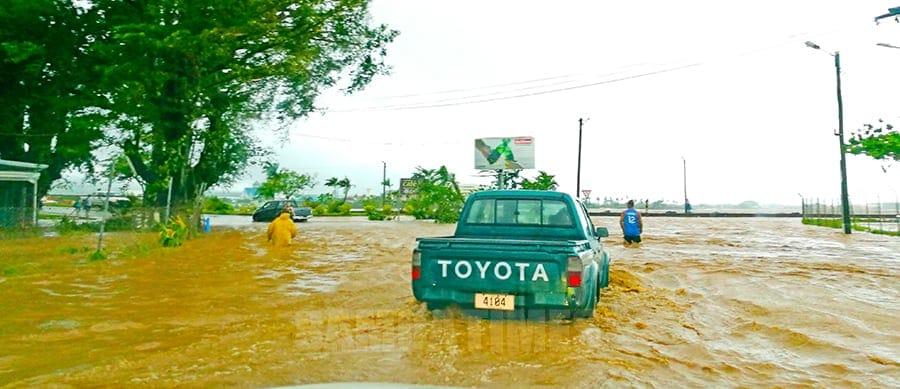 E lē Sa'o mea ale Ofisa Vaaitau a Fiti – Cyclone Gita