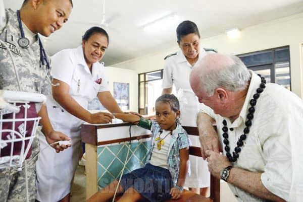 O nisi o tausi soifua ole auaunaga faalesoifua maloloina in Samoa