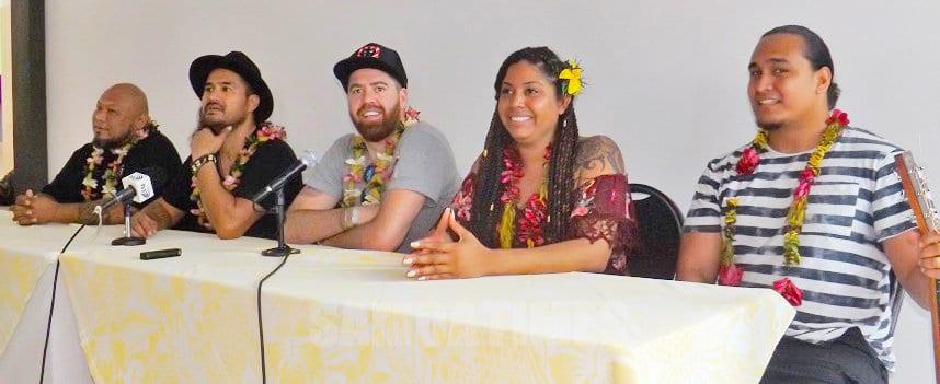 Afea Samoa ele au talenia ole musika  mai Amerika