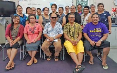 Telē le sao ole FAGASA ile faaauupegaina  o fanau aogā ile Gagana Samoa