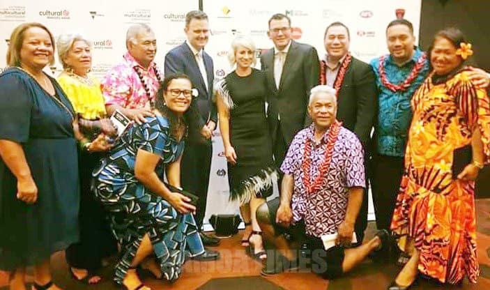 Taumamafa sui o Samoa ile taumafataga  ale Palemia o Vitoria