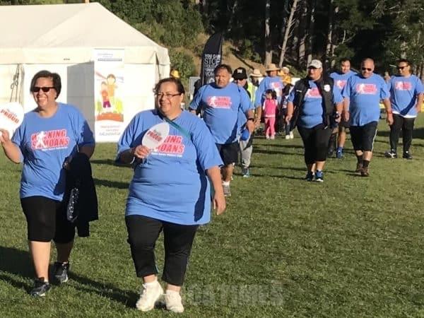 Savaliga Porirua Walking Samoans