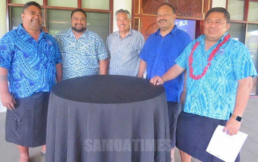 Toe iloilo le Faavae ole Iuni Lakapi a Samoa