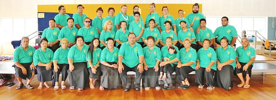 Malaga Sa 'Aufaipese Faapitoa' ale Katoliko Samoa Mafutaga 'Feiloaimauso' mo 'Bari ma Roma'