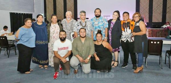 Senior Pastors ma le Team Pepese ale Autalavou