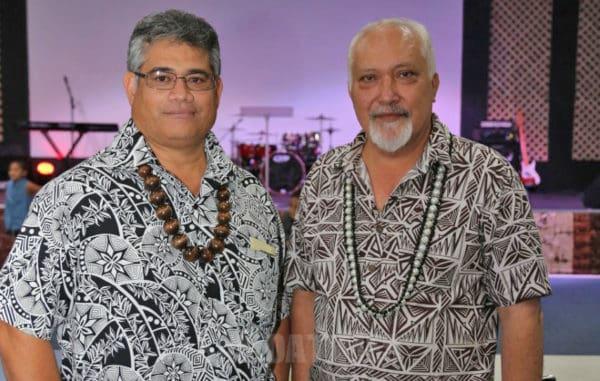 Ta'ita'i Aoao: Senior Pastor Opeta Tautalafua & Senior Pastor Faafetai