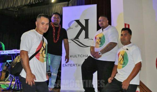 MC Tua Asiata & Cluthcha Entertainments Crew