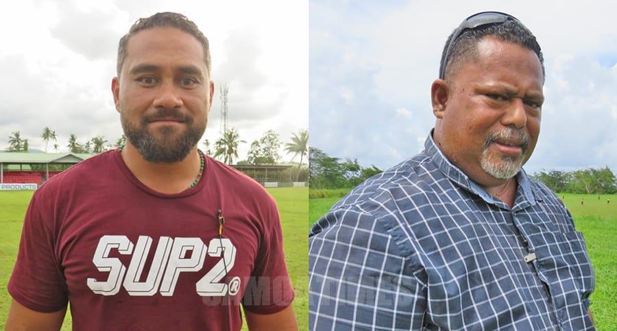 Aga'i ese Malisi Samoa, Vaimoso ma Moamoa mai le Iuni Lakapi a Apia i Sisifo