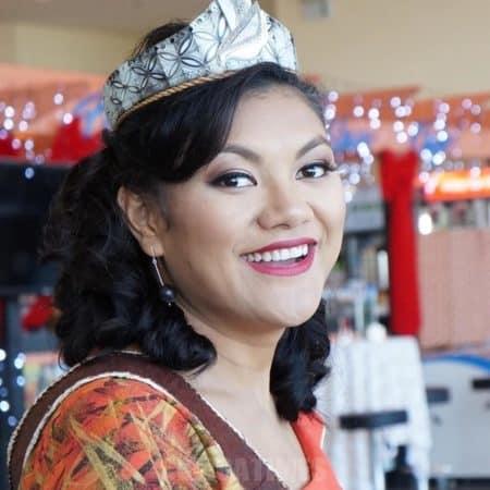 Tausala Samoa, Alexandra Iakopo - Photo: Miss Samoa Facebook Page