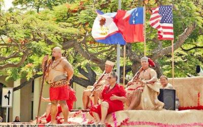 Toatasi lava Saleimoa mo le fu'a  a Amerika Samoa