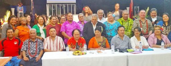 Ole paia o Samoa na lagolagoina le faamoemoe faapea le laulau ale SSIG
