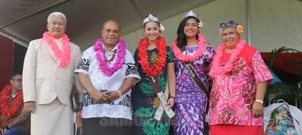 Afioga ile Minisita Aupito Sua William Sio, Rev Masunu Utumapu, Tausala ole Pasefika, Tausala o Samoa  ma se tasi o malo faaaloalogia