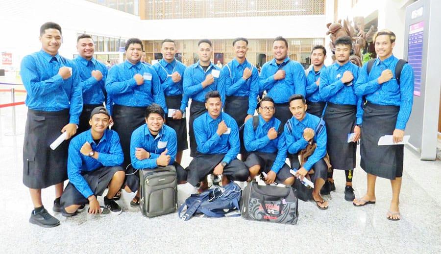 Tauva Le Au Siva a Samoa Ile Hip Hop  International a Niu Sila