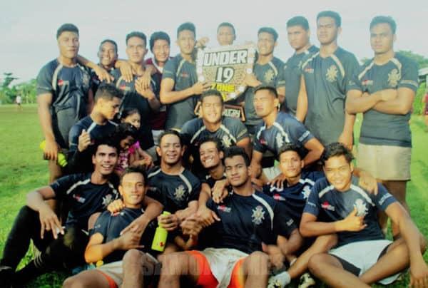 Kolisi o Vaimauga siamupini Sone A U19