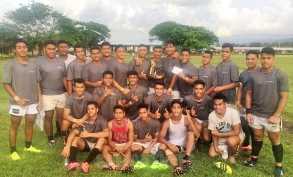 Siamupini Sone B U19, Sagato Iosefo