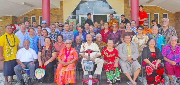 Taulaga soifua ma le mamalu ole mafutaga a Fasitootai i Brisbane ile latou talia ole faatalauula mai Samoa ile Ekalesia Katoliko