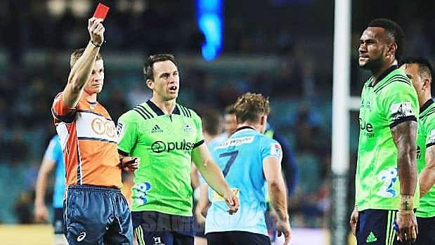 Laveai e le Warratahs le pologa o le Super Rugby a Ausetalia