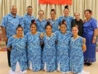 Mātua ma aiga na lagolagoina le sailiga seleni a le autaaalo Auckland Samoa Netball Team