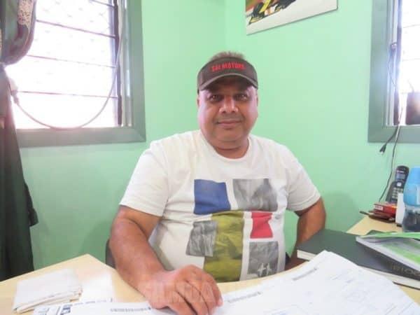Alii pule o le Sai Motors Vijay Jashani