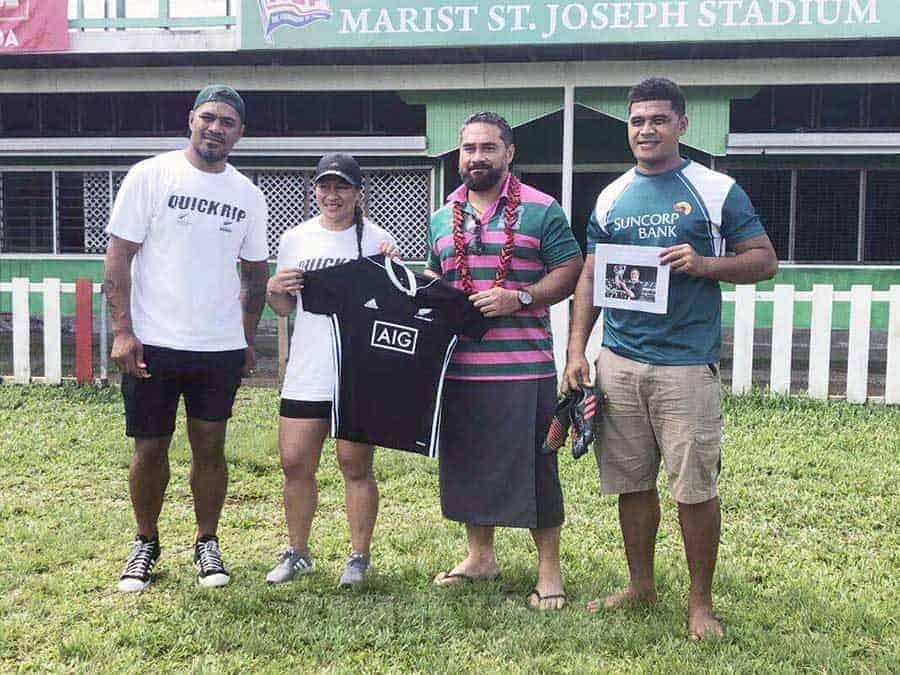 Faataua le Soifua Maloloina i Samoa Fiaoo Faamausili ma Rodney So'oialo