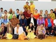 Tapena le aoga a Pope Paulo VI i Leulumoega i le faamanatuina o lona 50 Tausaga