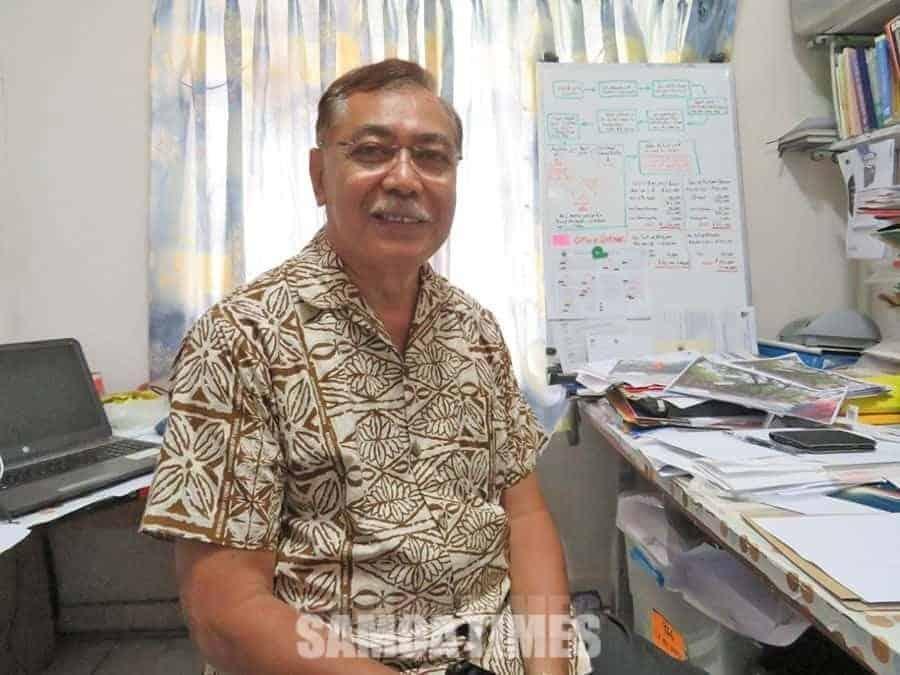FAATALANOAGA – Afioga Salausa Dr John Ah Ching