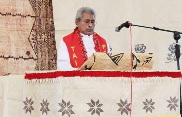Rev Apa Lealiifano taitaifono Fou Fono Samoa PIPC