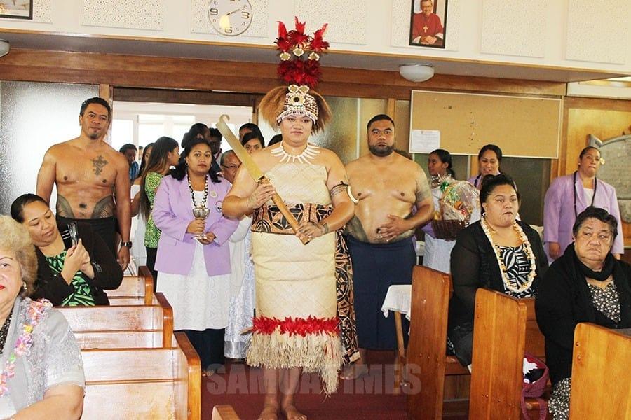 Faailoga le 40 tausaga o le ekalesia Katoliko Samoa Panmure