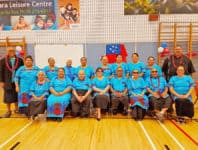 Ausavali a Otara Walking Samoans