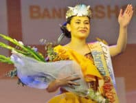 Pale Nora Aloiai ile Miss Samoa Victoria 2018