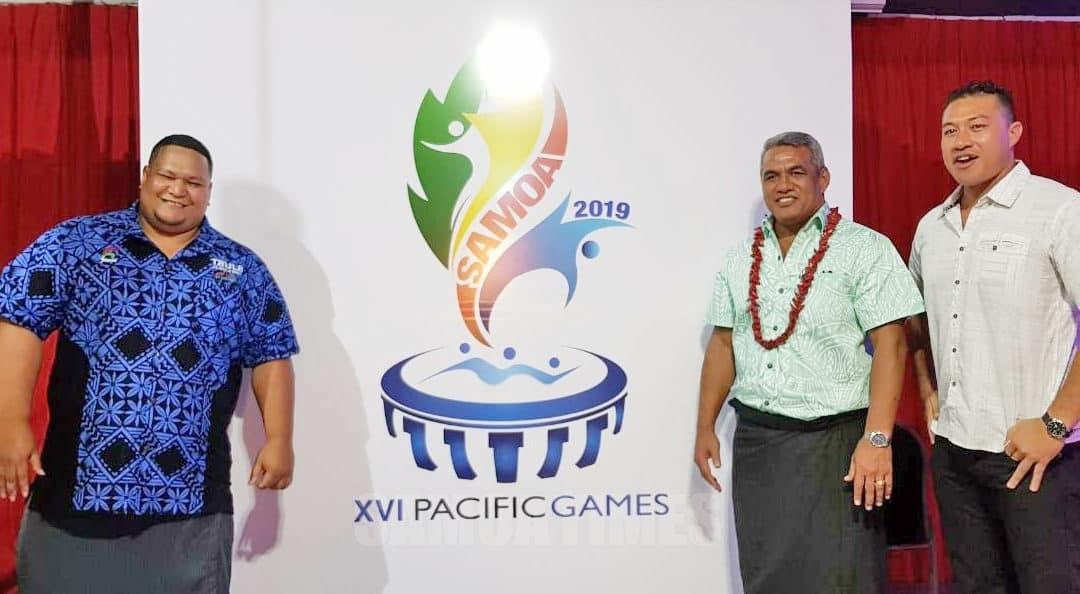 Faalauiloa le Logo o Taaloga a le  Pasefika 2019