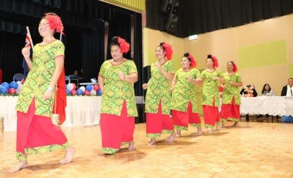 Ausiva na faafiafia - Photo: Tausaga Fagaio
