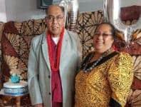 Samoa Times Newspaper | Susuga i le Toeaina ia Rev Elder Dr Vili Iosua ma le faletua ia Folose
