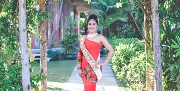 Le tamaitai o loo avea nei ma Miss Samoa NZ, Vaiotausala Natalie Leitulagi Toevai