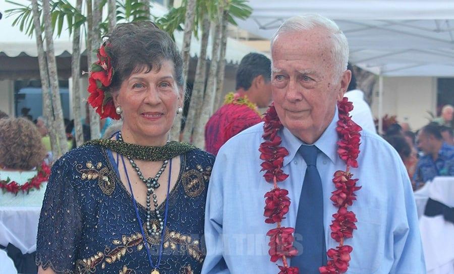 O le upu a Allen Grey i lana fanau  'ia alolofa i le lakapi a Samoa'
