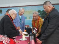 Samoa Times Newspaper | Taitaifono ma tama o le mafutaga a Samusu i Aukilani susunuina pepa o le aitalafu