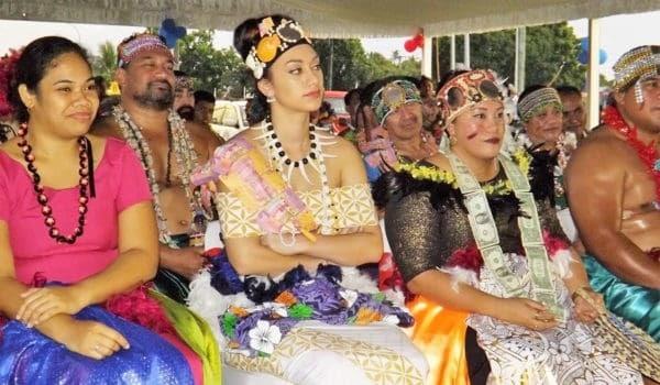 O le tamaitai o Latafale sa avea ma Tausala o Samoa ma Tausala o le Pasefika ua seei i le suafa Galumalemana faatasi ai ma nisi o suli o le aiga o Matai'a Lynn i suli o Uilaefa o Vaitele Faleata