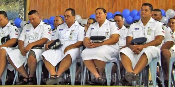 O nisi o Malu o le Malo ua siitia i le tulaga faaleoleo o le Police Inspector e aofia ai le tamaitai leoleo o Efo Peika Moalele lona lua mai le itu taumatau