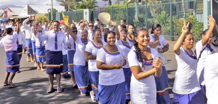 Tapu'e le ola faaleagaga o tupulaga talavou Katoliko