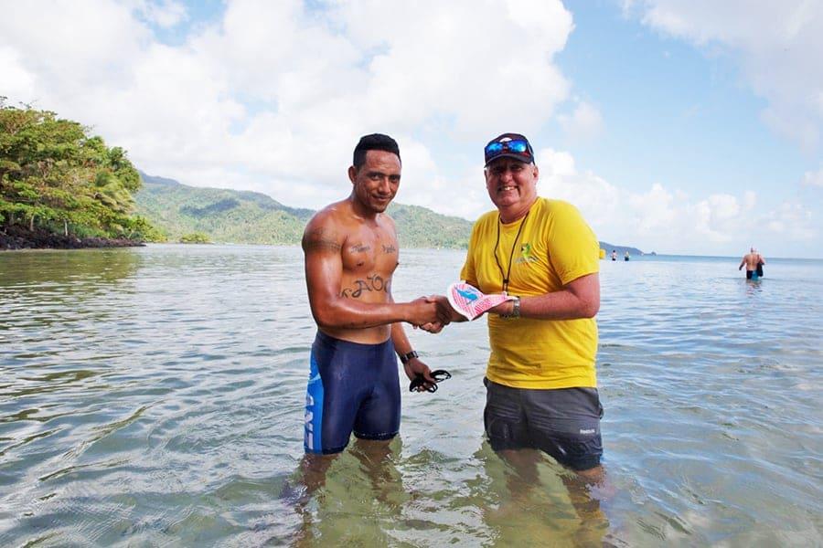 Samasoni Maoga mo le  Pacific Games 2019