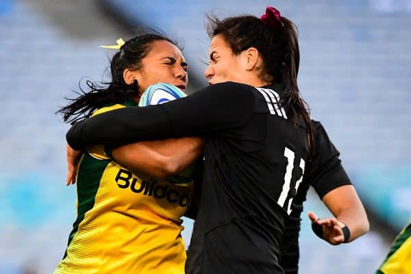 Fulupeki a le Wallaroos Mahalia Murphy - Photo: Rugby.com.au Stuart Walmsley