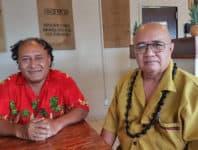 O sui faavae o le Vaega Faaupufai fou a le Samoa First